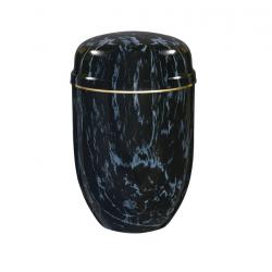 """Metalen urn MT-49 """"Marmer look"""""""