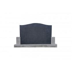 Dubbele staande grafstenen
